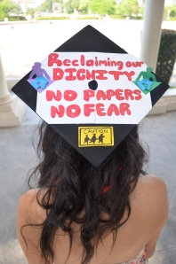 May 2013 M.A. in Sociology graduation cap