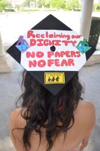 May 2013 M.A. in Sociology graduation cap